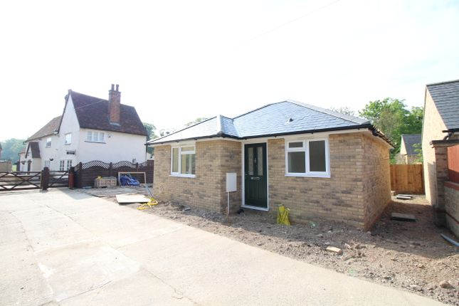 Thumbnail Detached bungalow for sale in High Street, Arlesey