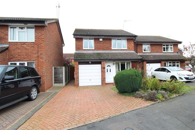 Thumbnail Detached house for sale in Clewley Drive, Wolverhampton
