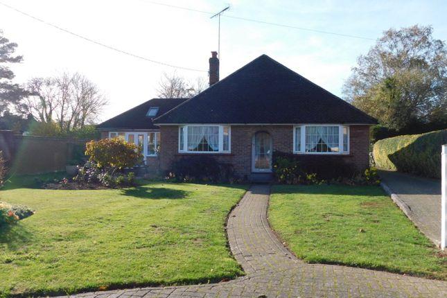 Thumbnail Detached bungalow for sale in Sharps Row, Heath Road, Woolpit, Bury St. Edmunds