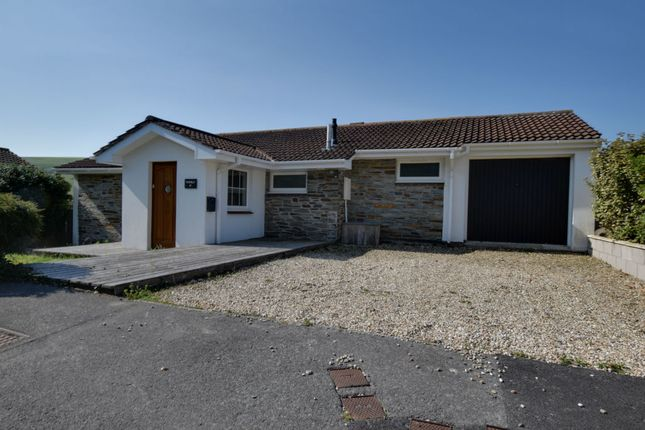 Thumbnail Detached house for sale in Chichester Park, Woolacombe, Devon