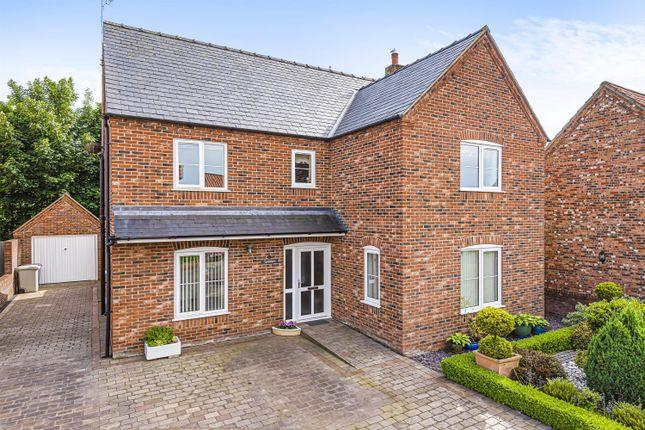4 bed detached house for sale in Woodmans Yard, Tetford, Horncastle LN9