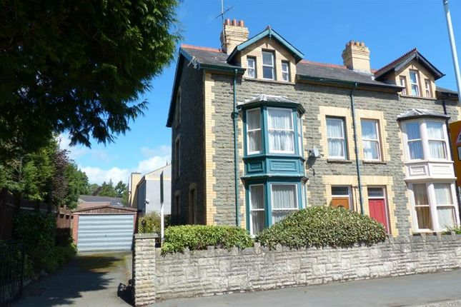 Thumbnail Semi-detached house for sale in Park Road, Builth Wells