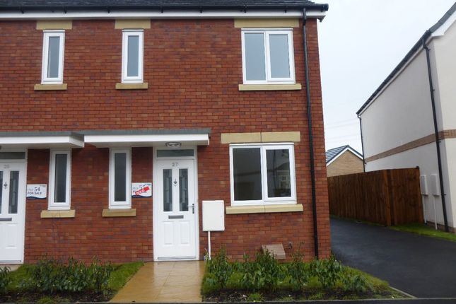 Thumbnail Semi-detached house to rent in Ellington Way, St Helens