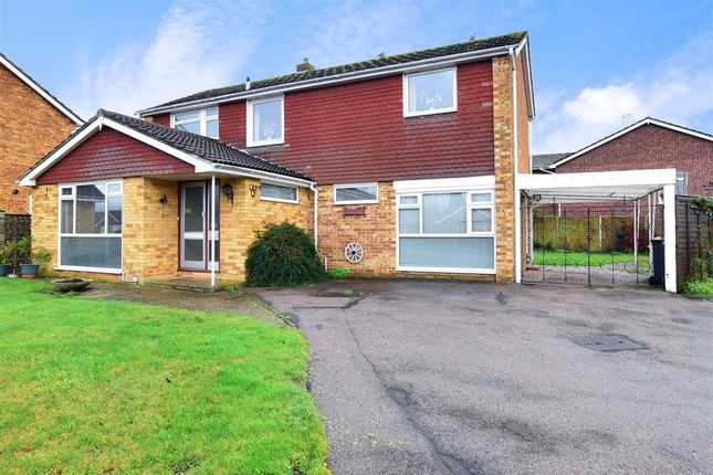 Detached house for sale in Cranford Road, Tonbridge, Kent