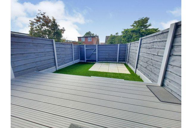 Rear Garden of Lodge Lane, Dukinfield SK16