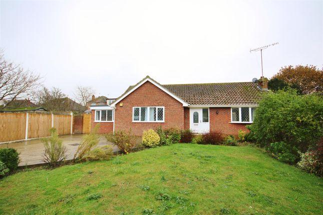 Thumbnail Detached bungalow for sale in Cartbridge Close, Walton On The Naze