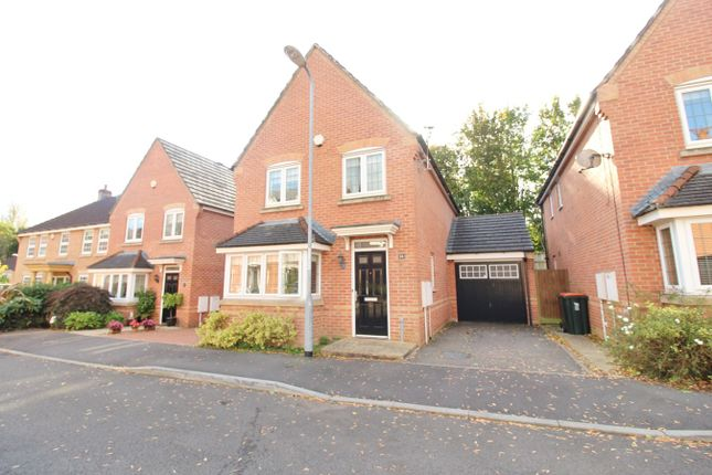 Thumbnail Detached house for sale in Priory View, Langstone, Newport