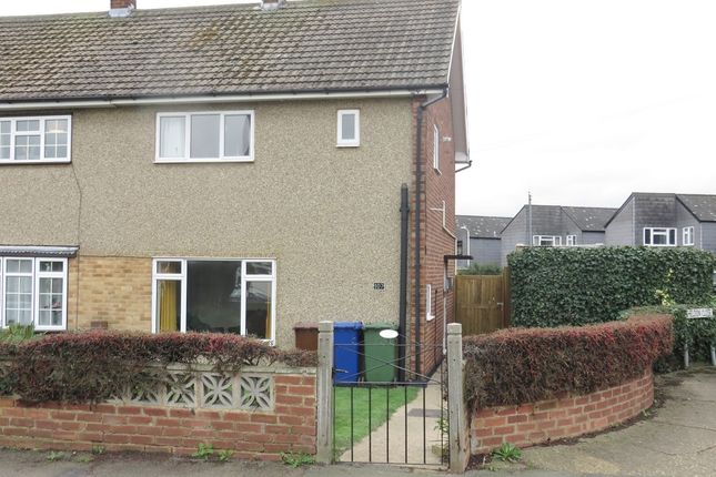 Thumbnail Semi-detached house for sale in Digby Road, Corringham