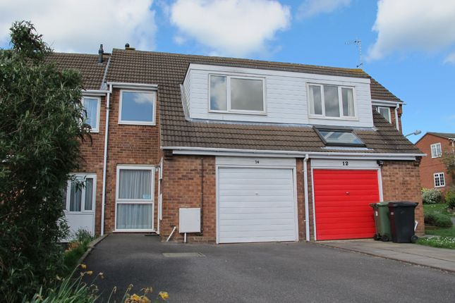 Thumbnail Terraced house to rent in Hamilton Road, Thame