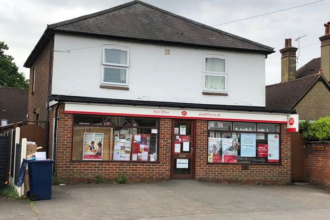 Thumbnail Retail premises for sale in Godalming, Surrey