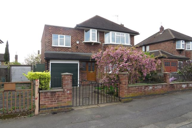 Thumbnail Detached house for sale in Windmill Hill Lane, Derby