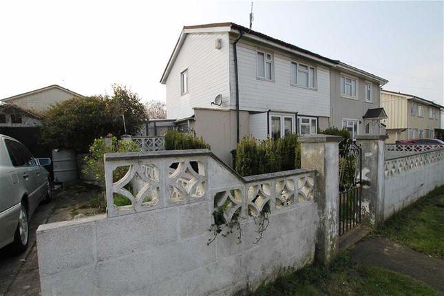 Thumbnail Semi-detached house for sale in Watling Way, Shirehampton, Bristol
