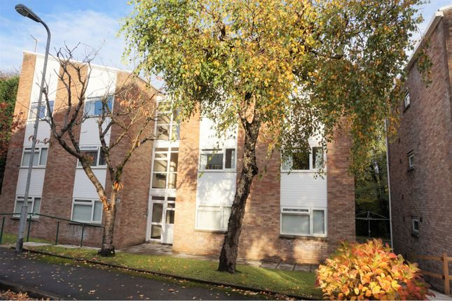 Thumbnail Flat for sale in Woodside Court, Cardiff