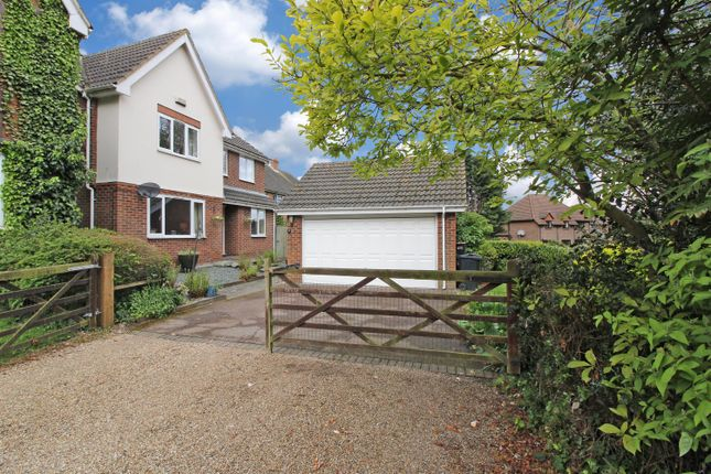 Thumbnail Detached house for sale in Wilson Close, Willesborough Lees, Ashford