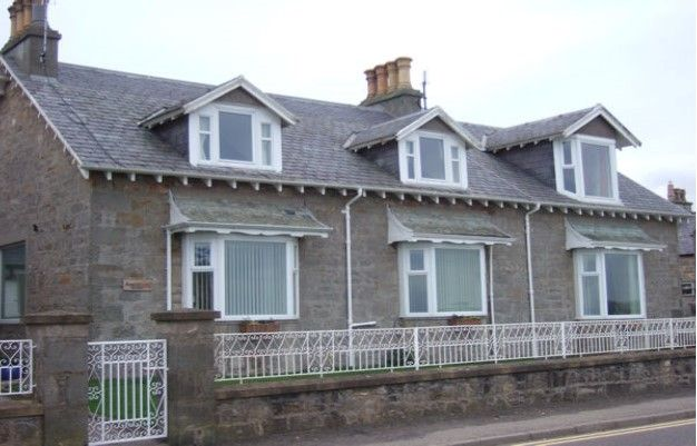 Thumbnail Flat to rent in Flat 2, Beachview House, Stotfield Road, Lossiemouth