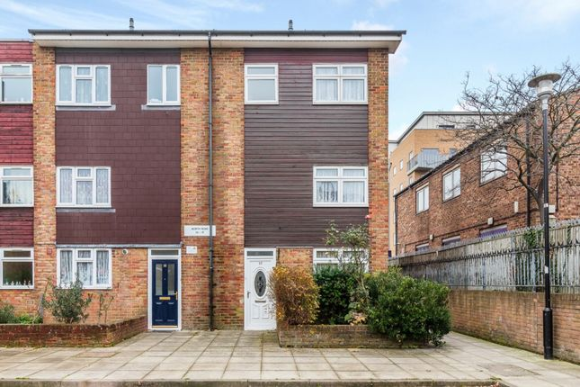 Thumbnail End terrace house for sale in North Road, London, London