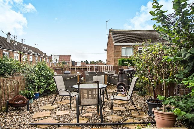 2 bed terraced house for sale in Sea View Terrace, Alnwick