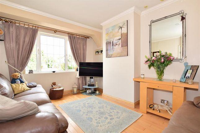 Thumbnail Semi-detached house for sale in Florian Avenue, Sutton, Surrey