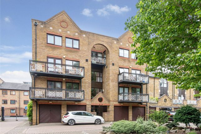 Thumbnail Flat for sale in Goodhart Place, Limehouse
