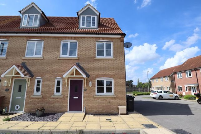 Thumbnail Semi-detached house to rent in Pavillion Gardens, Lincoln