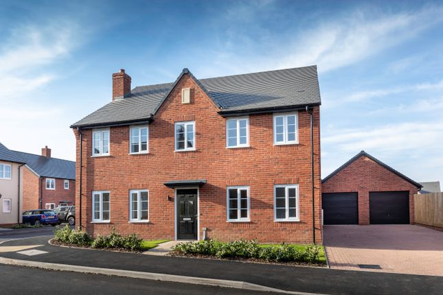 Thumbnail Detached house for sale in Pound Lane, Worcestershire