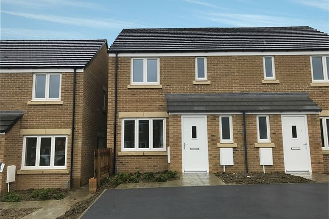 Thumbnail Semi-detached house to rent in Seawell Road, Weldon, Corby, Northamptonshire