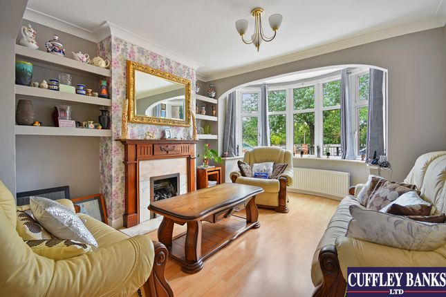 Thumbnail Semi-detached house for sale in Langdale Gardens, Perivale, Greenford