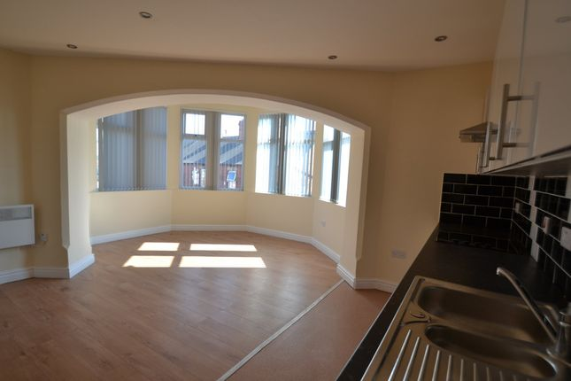 Thumbnail Flat to rent in Little Lane, South Elmsall, Pontefract