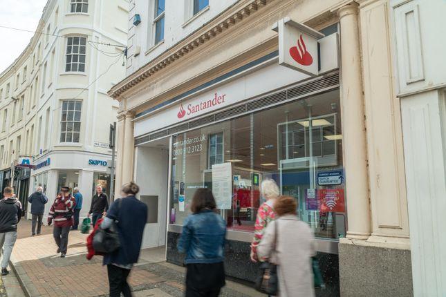 Thumbnail Retail premises for sale in Fore Street, Taunton