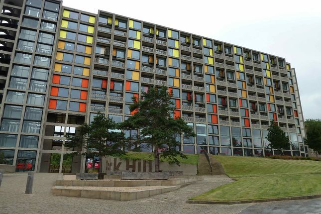 Thumbnail Flat for sale in Contemporary Apartment - Norwich Street, Park Hill, Sheffield