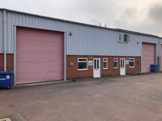Thumbnail Light industrial for sale in Unit 5B Southfield Road, Southam Industrial Estate, Southam, Warwickshire