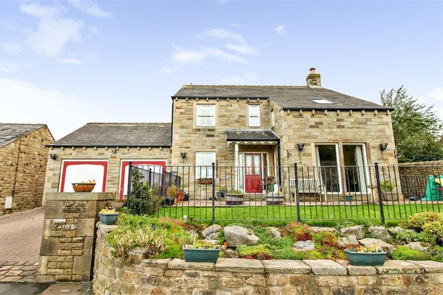 Thumbnail Detached house for sale in Kirk Hill Fold, Glusburn, Keighley, North Yorkshire