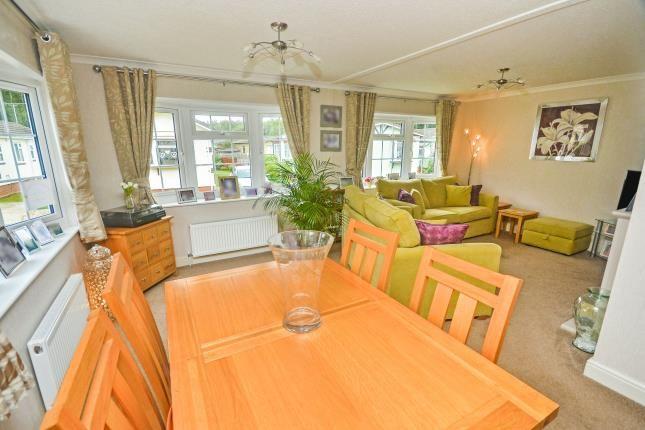 Dining Room of Longbeech Park, Canterbury Road, Charing, Kent TN27