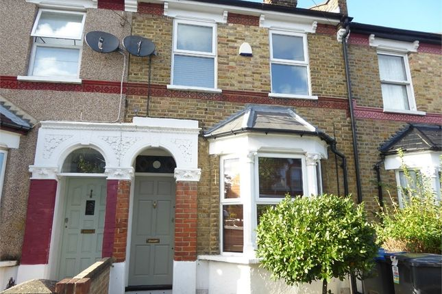 Thumbnail Terraced house to rent in Ferndale Road, London