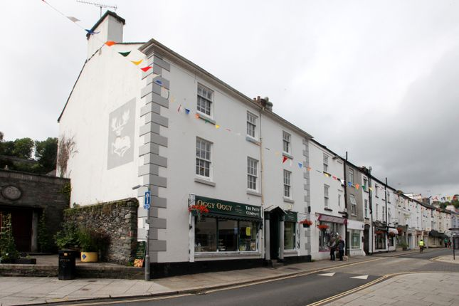 Thumbnail Flat to rent in 3 Brook Street, Tavistock