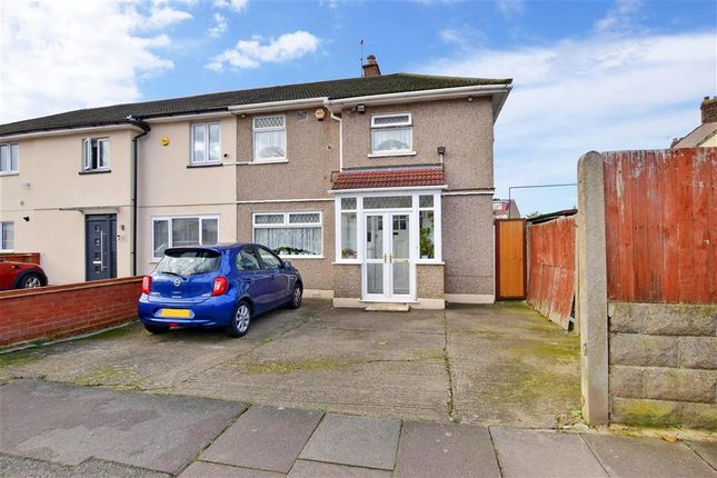 3 bed end terrace house for sale in Crown Road, Barkingside, Ilford, Essex IG6