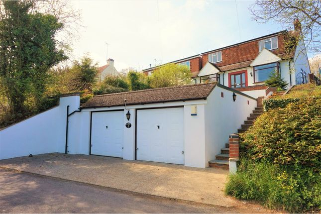 Thumbnail Semi-detached house for sale in Downs Road, Gravesend