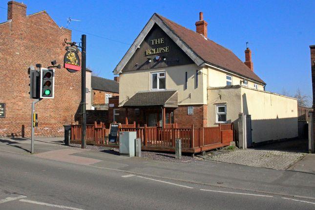 Thumbnail Pub/bar for sale in High Street, Loscoe, Heanor