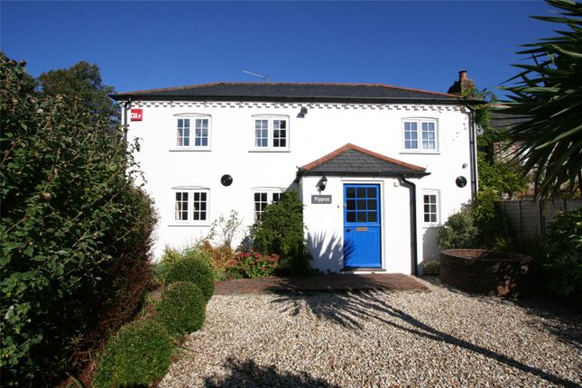 Thumbnail Cottage to rent in Down Street, West Ashling, Chichester, West Sussex