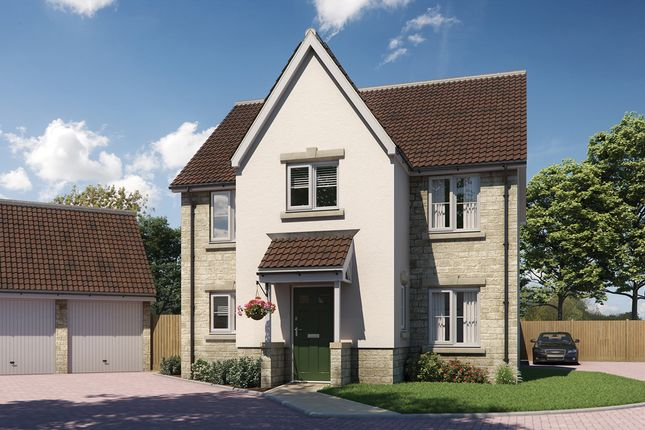 Thumbnail Detached house for sale in Thorney Leys, Witney