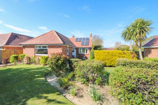 Thumbnail Detached bungalow for sale in Harbour Road, Hayling Island