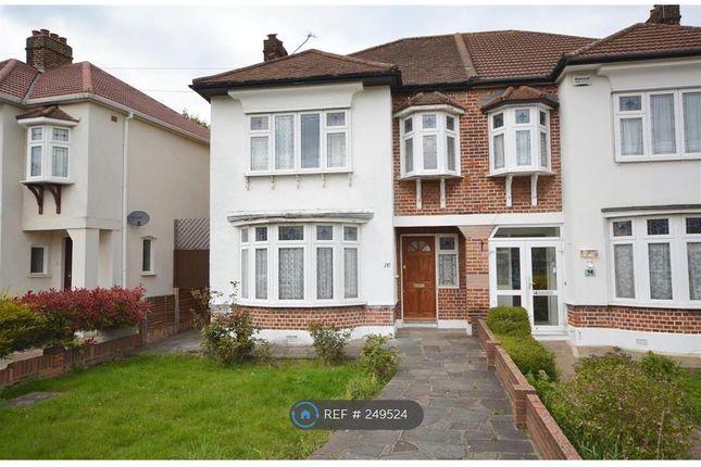 Thumbnail Semi-detached house to rent in Aragon Drive, Barkingside