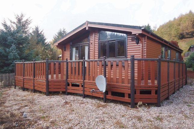 Thumbnail Detached bungalow for sale in Glendevon, Dollar
