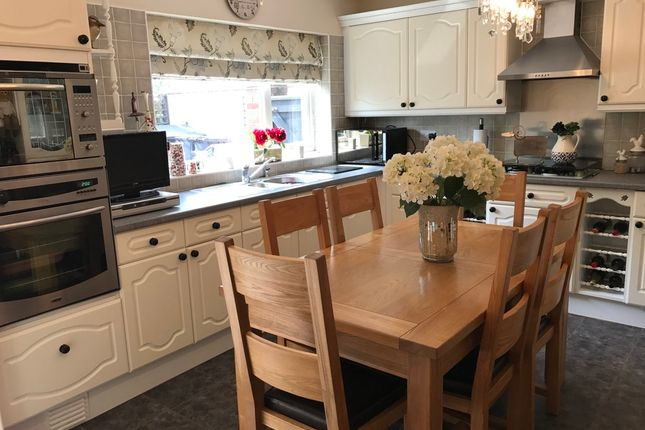 Thumbnail Detached bungalow for sale in Grace Dieu, Whitwick, Leicestershire