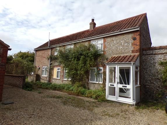 Thumbnail Detached house for sale in Syderstone, King's Lynn, Norfolk