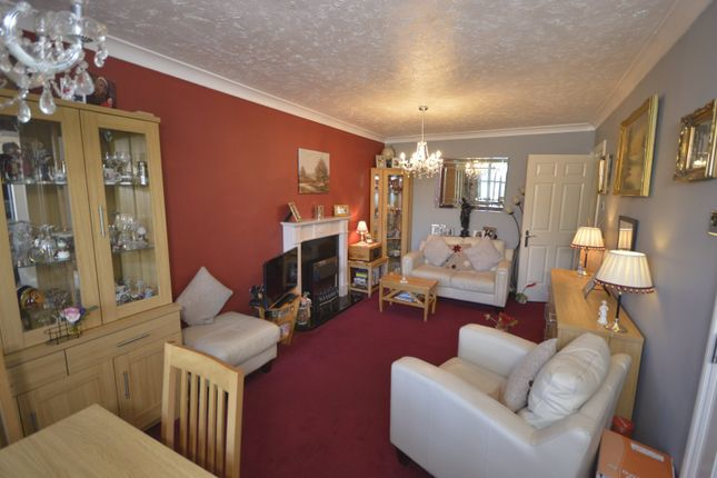 Lounge of Willow Grange, Tilley Close, Hoo, Rochester ME3