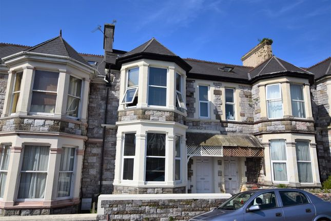 Thumbnail Terraced house for sale in Apsley Road, Mutley, Plymouth