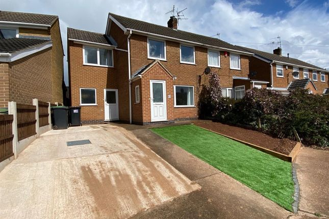 3 bed semi-detached house for sale in Melbourne Road, Stapleford, Nottingham NG9