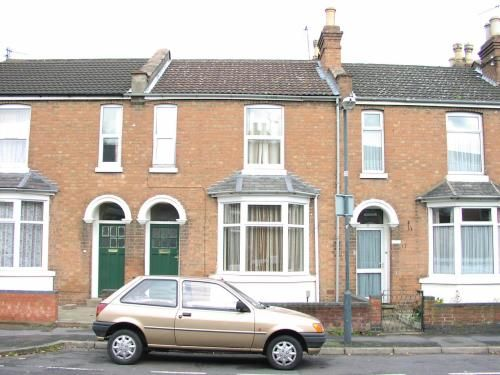 Thumbnail Terraced house to rent in Aylesford Street, Leamington Spa