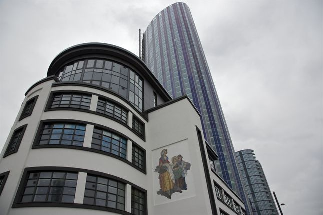 Thumbnail Property to rent in Meesons Wharf, High Street, London